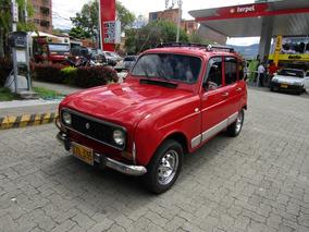 Renault R4 Lider