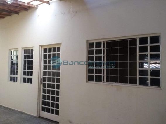 Casa Residencial Para Locação João Aranha,casa Para Locação Em Paulínia - Ca02063 - 34181789