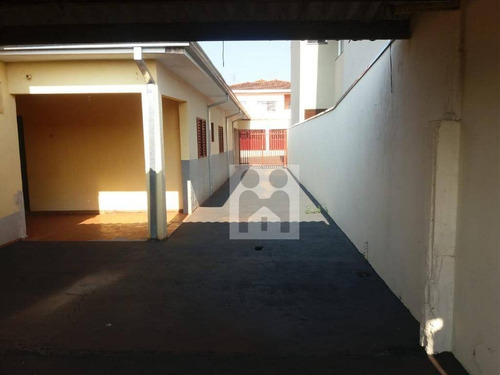 Imagem 1 de 25 de Casa Com 2 Dormitórios À Venda, 155 M² Por R$ 290.000 - Jardim Emilia - Ribeirão Preto/sp - Ca0799