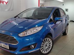 Ford Fiesta Se Mt 14.000kms Originales !! Unico Dueño - 100%