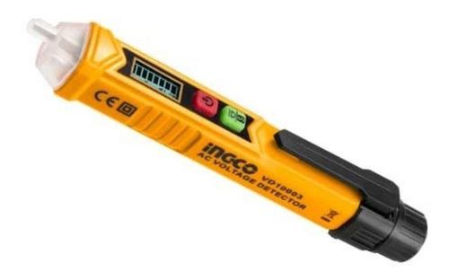 Ingco Detector De Voltaje Ac 12v Vd10003