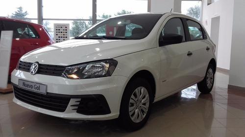 Volkswagen Gol Trenline Precio Patentado !! 2021 Cm