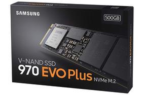 Samsung 970 Evo Plus - Ssd M2 2280 - 500gb - P. Entrega !!