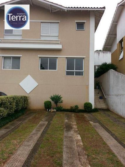 Casa Com 4 Dormitórios À Venda, 170 M² Por R$ 680.000 - Vila Viana Ii - Granja Viana - Ca0491