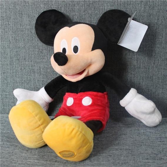 Pelúcia Mickey 45 Cm Original Disney Store - Pronta Entrega