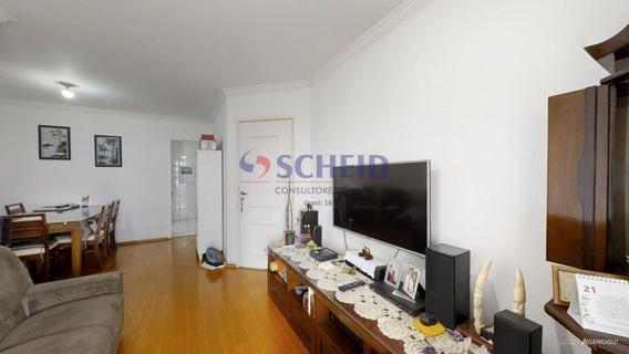 Amplo Apartamento Com 3 Dormitórios No Cambuci - Mr68929