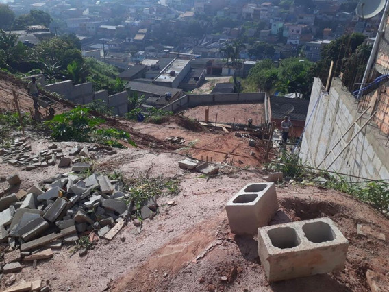 Terreno À Venda, 782 M² Por R$ 400.000 - Vila São Paulo - Ferraz De Vasconcelos/sp - Te0083