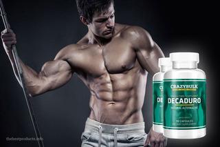 Decaduro Potencia Y Fuerza Explosiva Ganancias Musculares