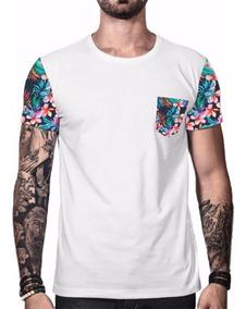 Kit 4 Camisa Original Camiseta Oversized Blusa Masculin Swag