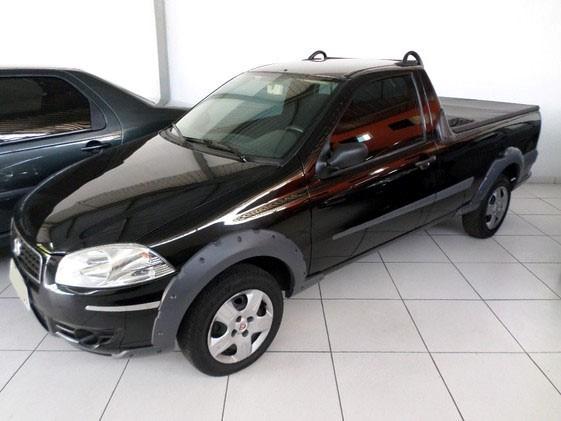 Fiat Strada Working 14 (flex) (cab Simples) 2010
