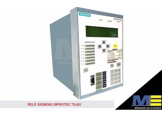 Rele Siemens Siprotec 7sj62
