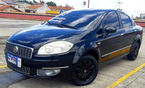 Fiat Linea 1.9 Lx Dualogic 2010