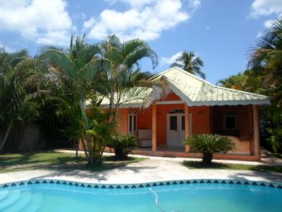 Villa 3 Habitaciones En Un Terreno De 750 M2