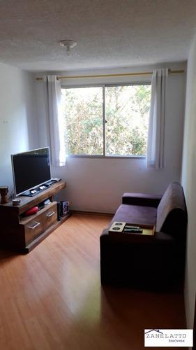 Apartamento 03 Dormitórios Horto Do Ype -  Campo Limpo - V0140