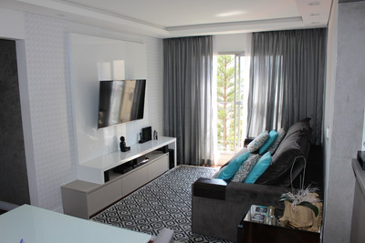 Apartamento - Vila Monumento - Ref: 23070 - V-57856380