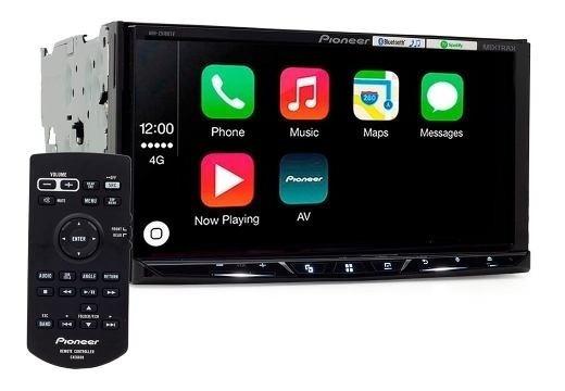 Dvd Pioneer Avh-z 5180tv 7 Pol 2din Bluetooth Mixtrax Tv Usb