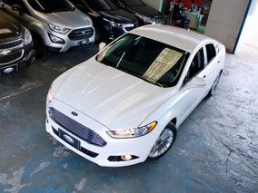 Ford Fusion Titanium Gtdi 2015 Impecavel Troco