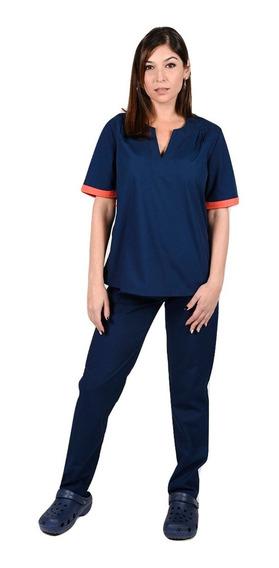 Ambos Uniformes Médicos De Mujer -vpositivo-