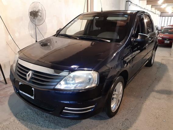 Renault Logan 1.6 Avantage Gnc 5ta