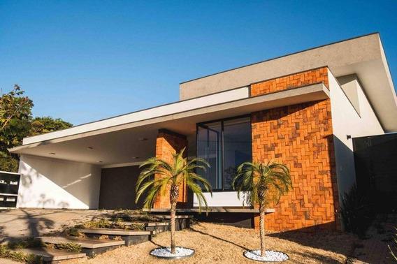 Maravilhosa Casa Em Condomínio - Ca0594
