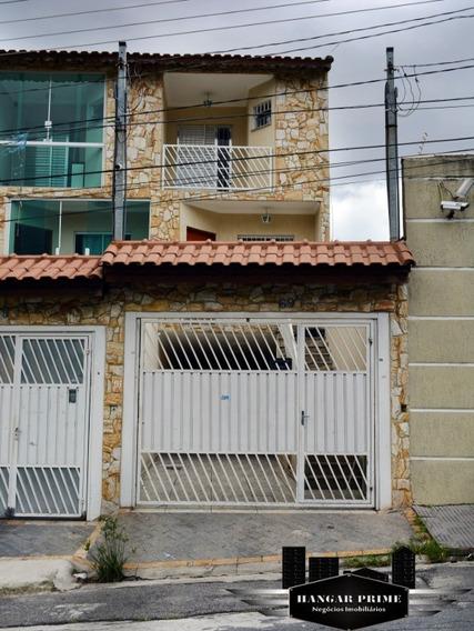 Casa Com 03 Quartos No Patriarca - Ca00193 - 33468965
