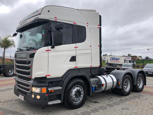Scania R440 18/18 6x4 Com Retarder No Cavalo=540,500,460,330
