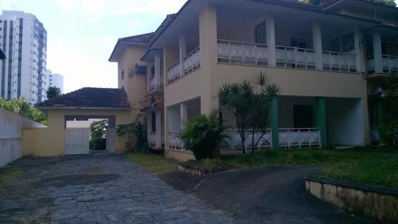 Casa Residencial Para Locação, Espinheiro, Recife. - Ca0325