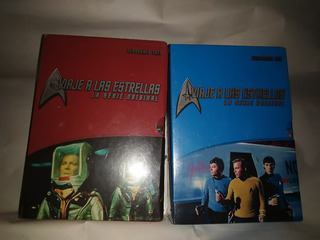 Star Trek Temporadas 2 Y 3 Dvd´s Originales New Sellados