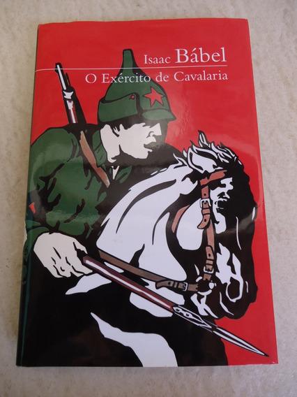 Livro O Exercito De Cavalaria Isaac Babel