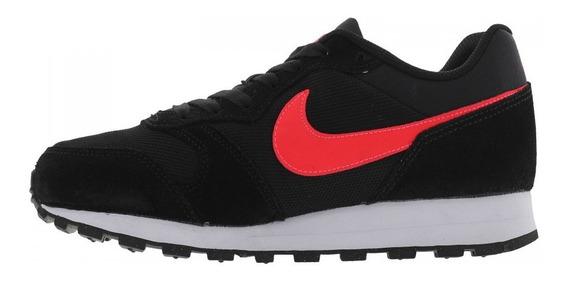 Tênis Nike Md Runner 2 Masculino Corrida Camurça Original!