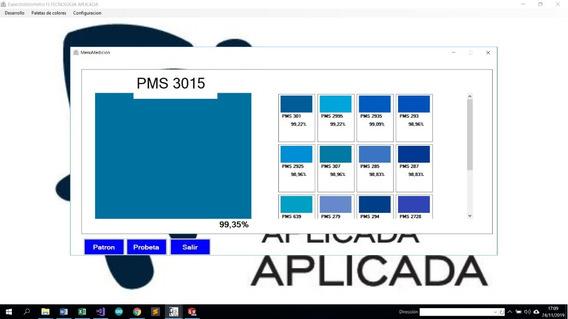 Colorimetro Agl-e1.1 Industria Nacional