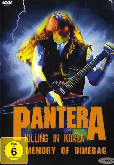 Pantera - Pink Floyd - Slipknot - Dvd Raro R$115 Cada!