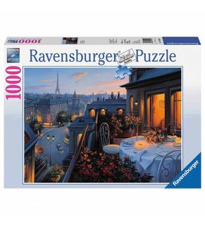 Puzzle Ravensburger 1000 Balcon En Paris Rompecabezas Myuj