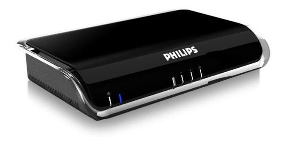 Conversor Tv Digital Philips Dtr 1007 /78(usado) No Estado.