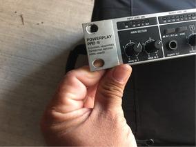 Power Play Pro 8 Behringer