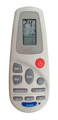 Control Remoto Ar802 Aire Acondicionado Sanyo Noblex Philco