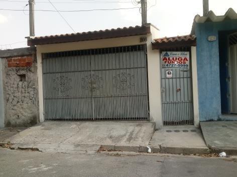 Casa Em Braz Cubas - Loc755501