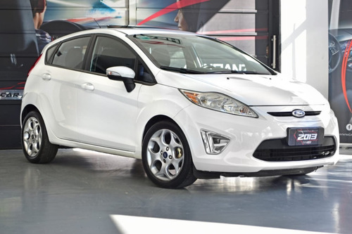 Ford Fiesta Kinetic Desing Titanium 1.6 Mt 2013 - Car Cash