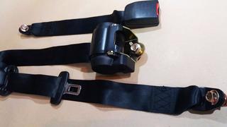 Cinturon De Seguridad Inercial Trasero Universal Cinta X2