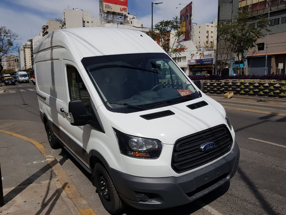Ford Transit Van Media Te 2.2 As2 Linea 2020