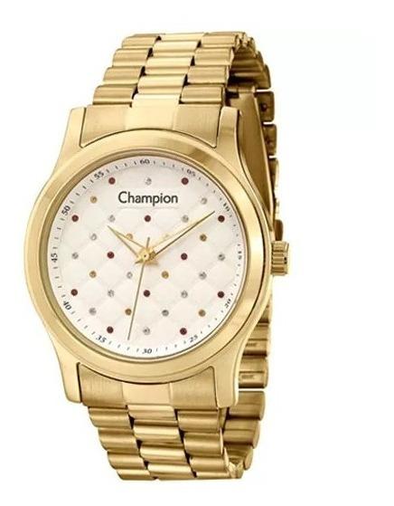 Relógio Feminino Champion Cn27974h= 40