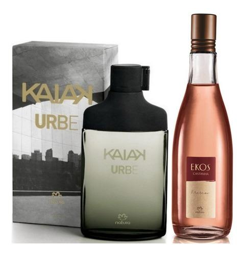 Perfume Kaiak Urbe, Ekos Frescor Casta� - mL a $512