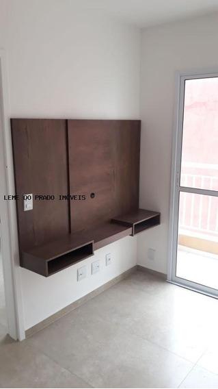 Apartamento 1 Dormitório Para Locação Em São Paulo, Brás, 1 Dormitório, 1 Suíte - Lpf022_2-1047238