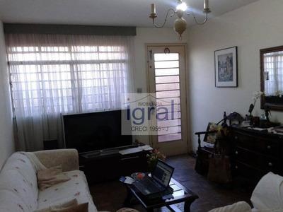 Casa À Venda Por R$ 890.000 - Planalto Paulista - São Paulo/sp - Ca0417