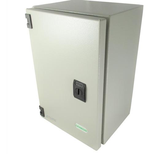 Gabinete Metálico Estanco Genrod S9000 - 200x300x150mm