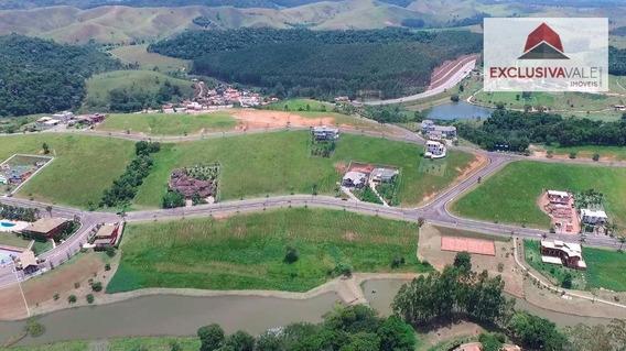Terreno À Venda, 1373 M² Por R$ 212.856,00 - Quinta Dos Lagos - Paraibuna/sp - Te0087