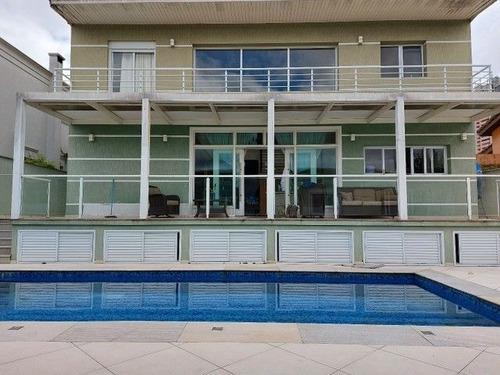 Sobrado Com 4 Dormitórios À Venda, 560 M² Por R$ 3.180.000 - Alphaville 02 - Barueri/sp - So2133