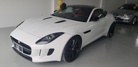 F-type Supercharged Coupe 3.0 V6
