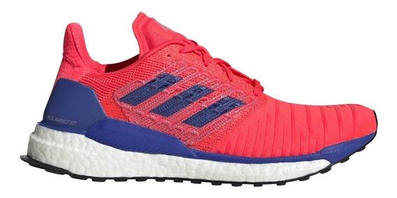 Zapatillas adidas Solar Boost Running Cor/azul De Mujer