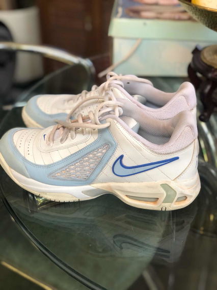 Zapatillas Nike Air Max Smash 9.5 Talle 40/41 Usadas Impecab